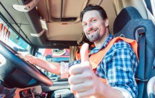 Trafikkskade for yrkessjåfører - Meld din yrkesskade