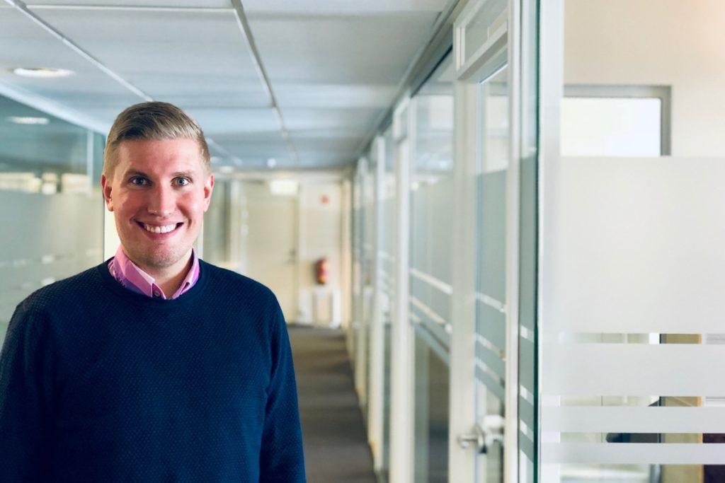 Advokat Fredrik reinsborg bistår klienter som er utsatt for sykdom eller skade i helsesektoren