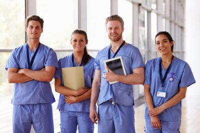 Arbeidsskade helsesektoren