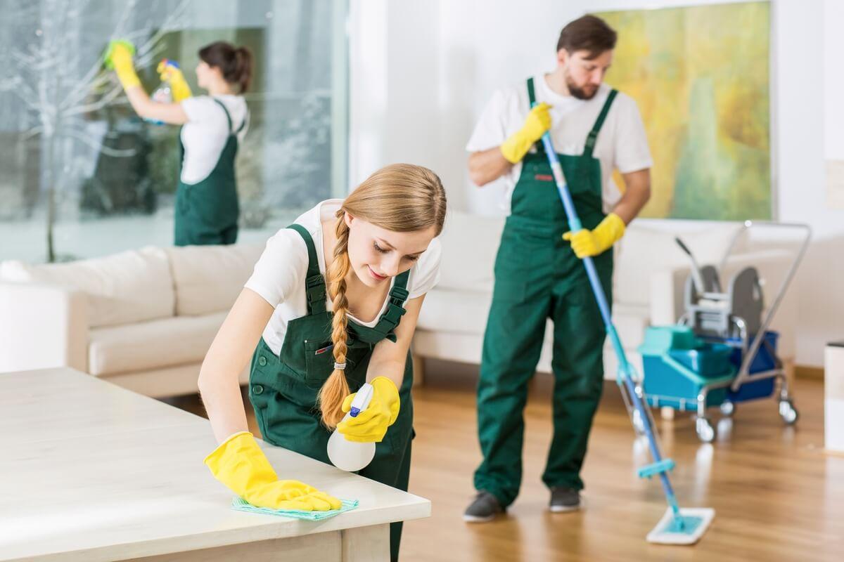 Erstatning yrkessykdom renholdsarbeider