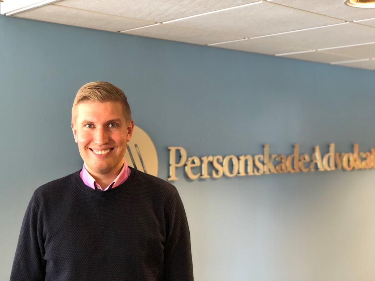 Senioradvokat Fredrik Reinsborg - Personskade Advokat 1
